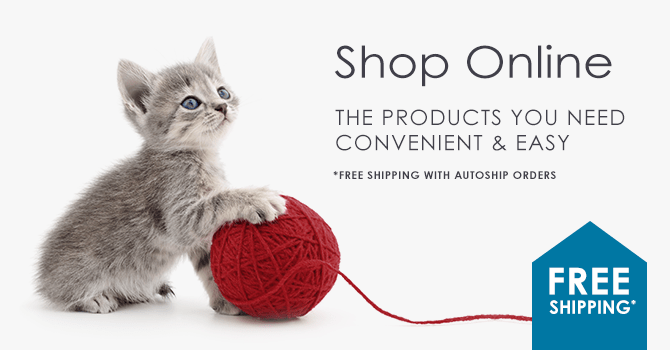 Shop Online | Providence South Animal Hospital | Waxhaw Veterinarian